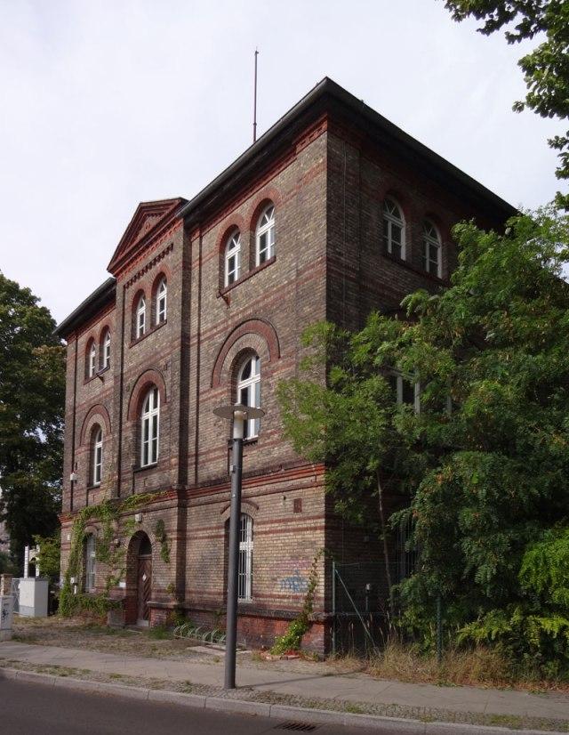 Ehemaliges Verwaltungsgebäude der eiswerderschen Schießpulverfabriken